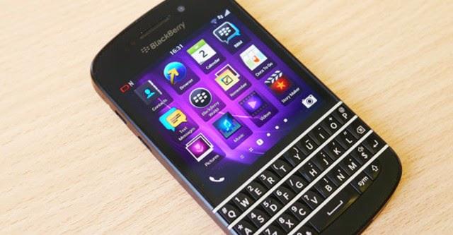 BlackBerry Q10 sẽ có giá 4,99 triệu đồng