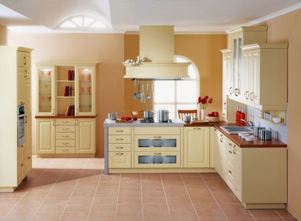 Color Idea Paint Kitchen Design