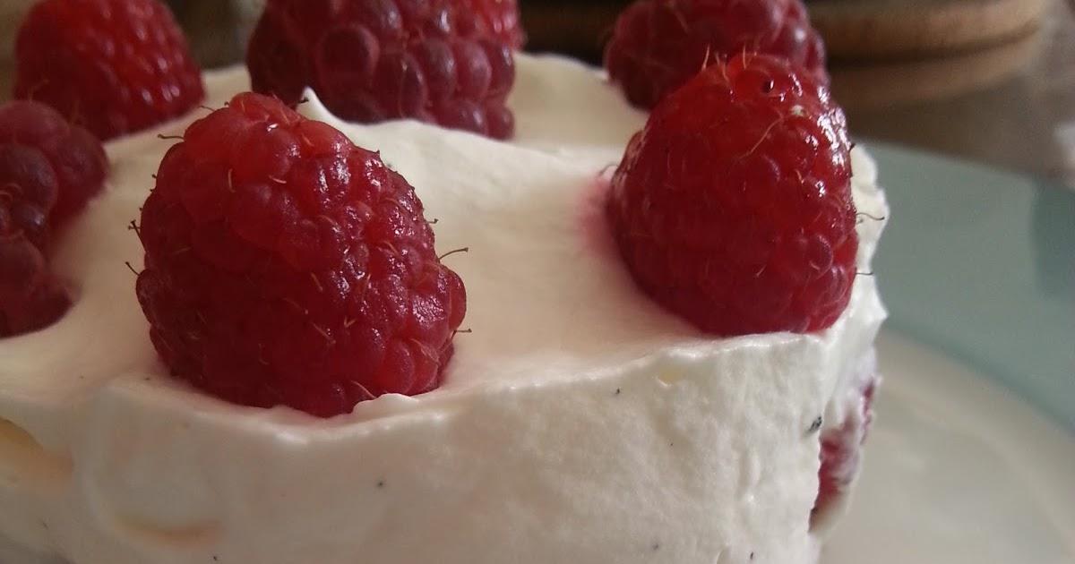 Cheesecake sp culoos chantilly framboises sans cuisson la cuisine de marc et susu - Cheesecake framboise sans cuisson ...