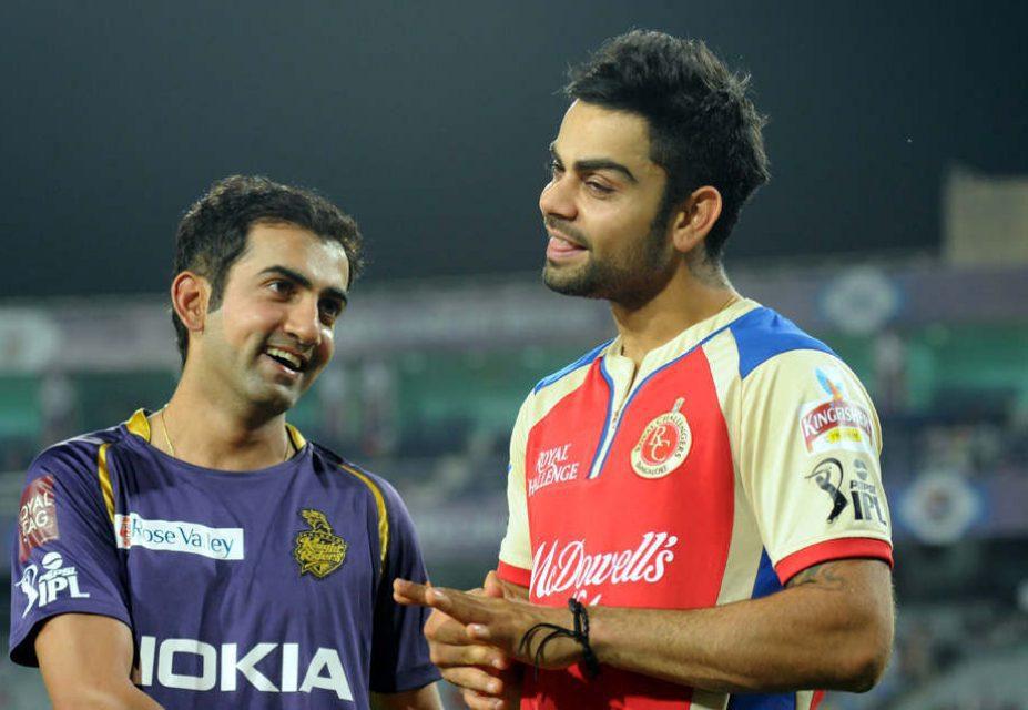 Gautam-Gambhir-Virat-Kohli-KKR-vs-RCB-IPL-2013