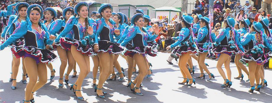 Danza morenada 3 - 1 4