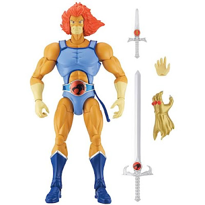 Thunder Cats Action Figures on Art  Love    Action Figures  Thundercats Classic Figures Re Issue