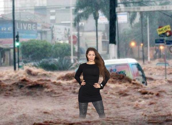 imagens, nana gouvea, furacão sandy, humor, nana gouvea registra em fotos estragos do furacão sandy em nova york, nana gouvea em todas as tragedias, pagina no facebook, eu adoro morar na internet