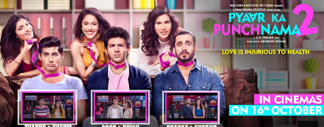 Pyaar Ka Punchnama 2 Full Hindi Movie Download
