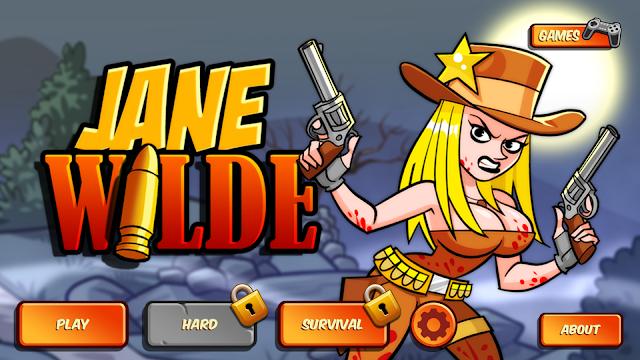 Jane Wilde,game bagus untuk android