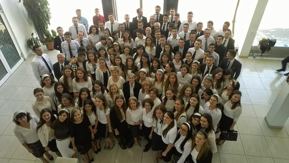Corul Bisericii Elim-Timisoara