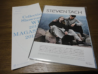 fashion show, collective showroom, MAGASEEK, STeVeN TACH
