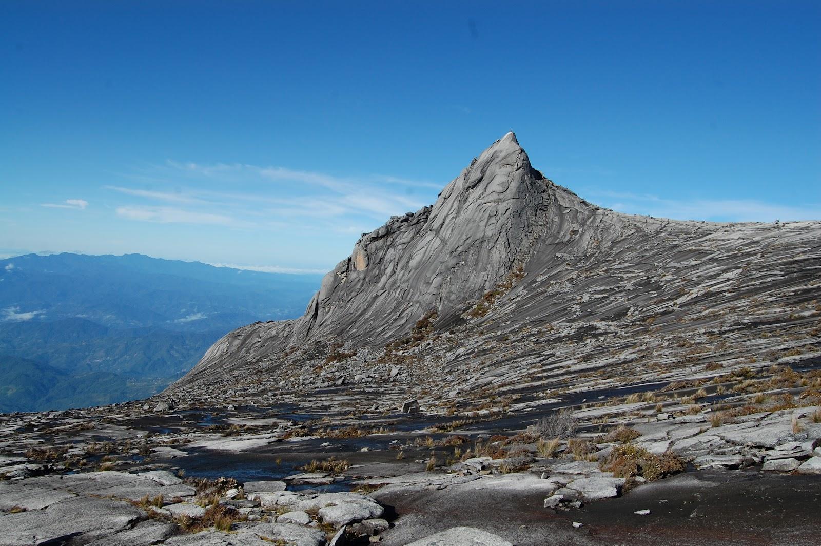 Harga Pakej Mendaki Gunung Kinabalu - Dihentikan