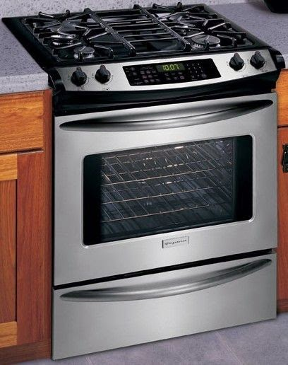 Frigidaire PLCS389EC Slide-in Dual-Fuel
