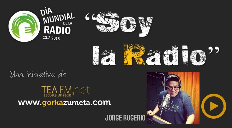 SOY LA RADIO - VERSIÓN JORGE RUGERIO