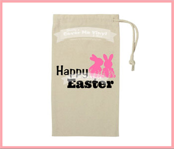 Wine Bag (Happy Easter)