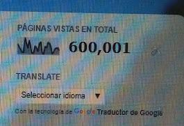 600.000 GRACIAS!!!!