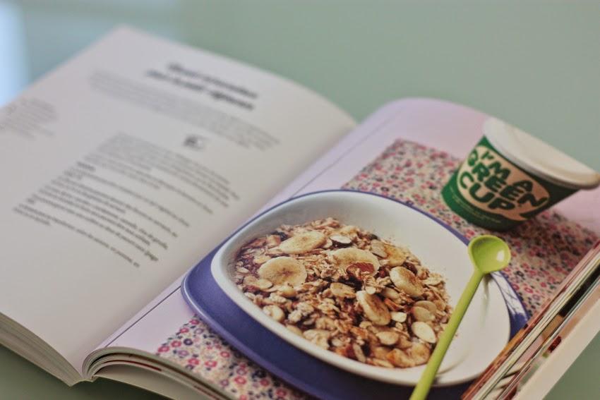 Sophie anne flora blog lifestyle mode et gourmand tours - Livre cuisine saine ...