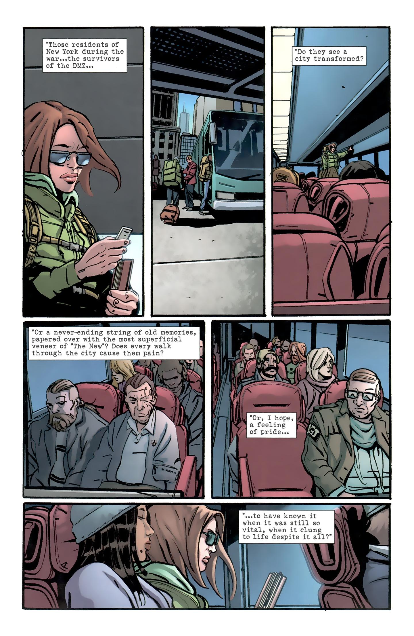 DMZ (2006) chap 72 pic 4