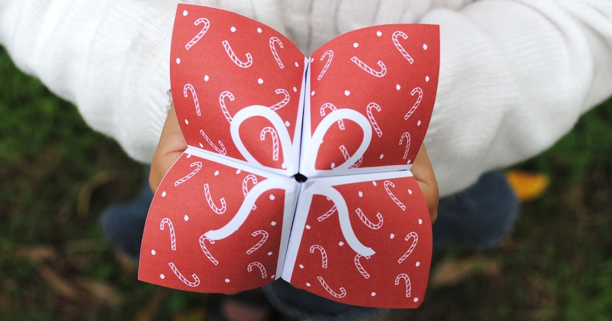 how to make a cootie catcher with paper