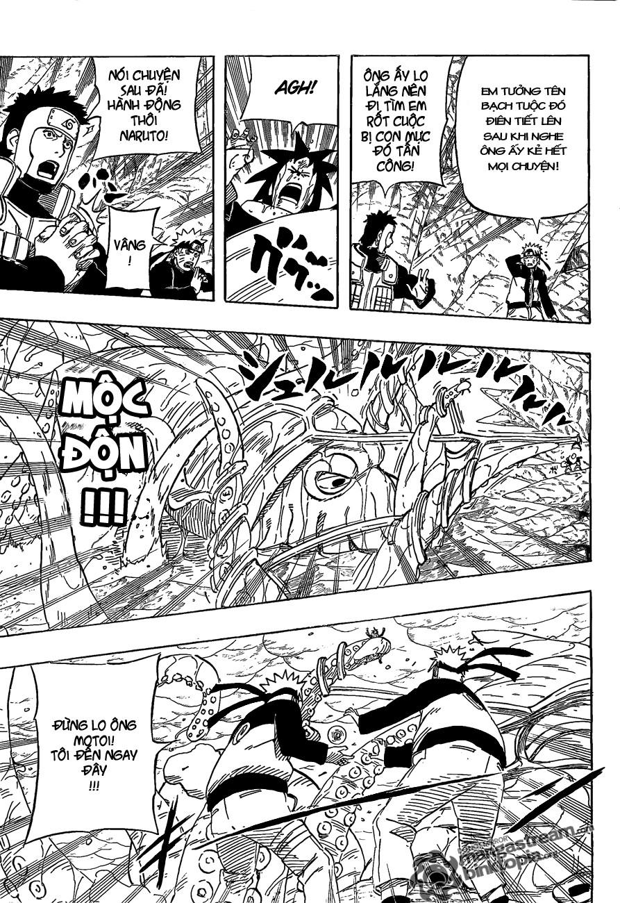 Naruto chap 494 Trang 14 - Mangak.info