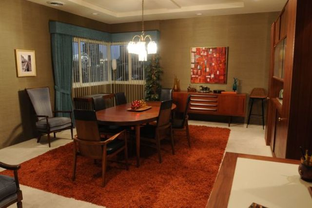 DINING ROOM MEGAN DRAPER HOUSE GT FASHION DIARY