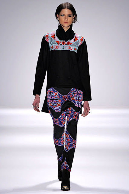 Mara Hoffman Lookbook, ready-to-wear autumn-winter 2013-2014