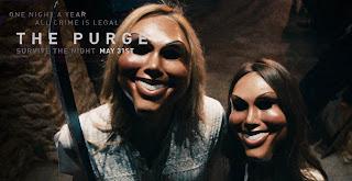 Film The Purge 2013 DVDrip XViD