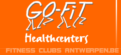 GO-FIT fitness healthcenter Antwerpen Mechelen
