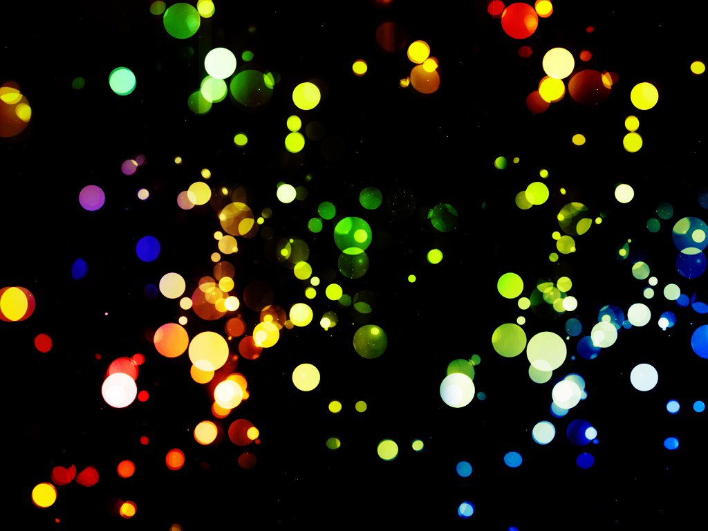 abstract light circles bokeh hd wallpapers desktop
