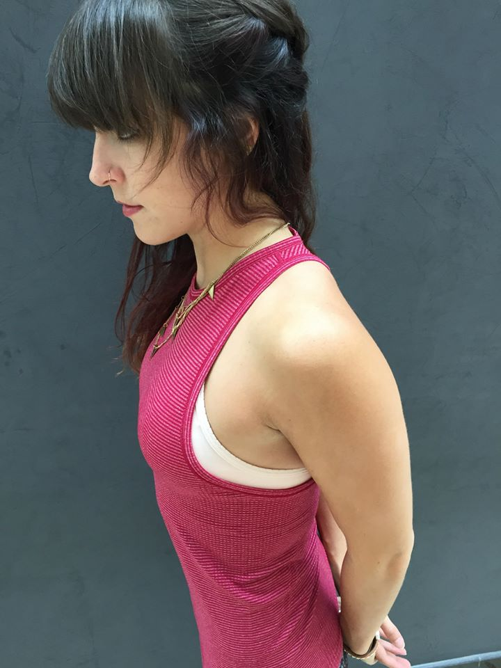lululemon bumble berry swiftly tank