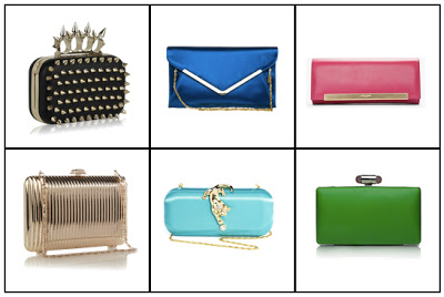Clutches | Via Mazzini Blog