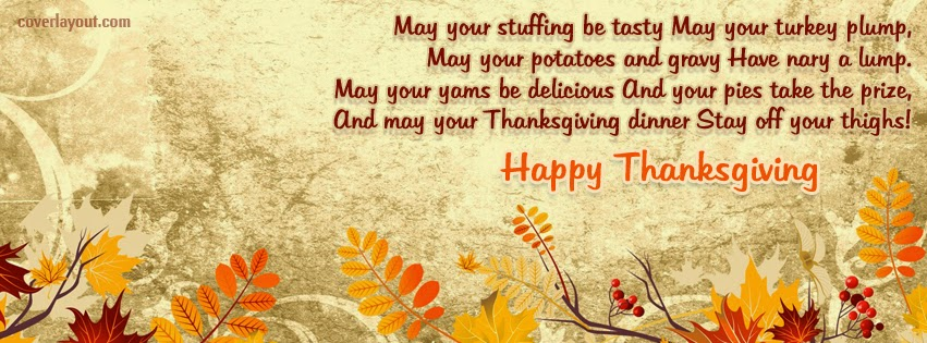 best thanksgiving 2014 facebook covers