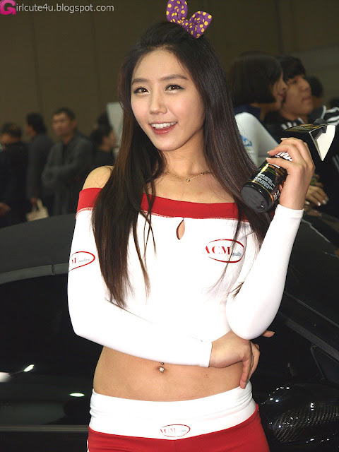 3 Kim Ha Eum - Automotive Week 2012-very cute asian girl-girlcute4u.blogspot.com