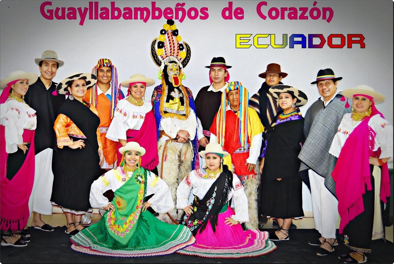 GRUPO DE DANZA GUAYLLABAMBEÑOS DE CORAZON