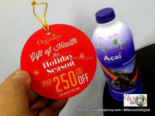 Discounted Organique Acai Premium Blend