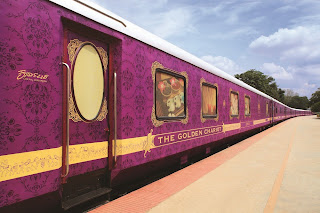Golden Chariot Luxury Train