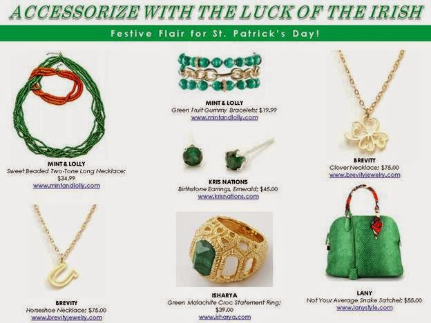 Accessorize Little Luck of the Irish