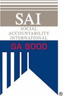 Conformità Norma SA 8000:2008