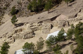 L'actualité archéologique de la semaine, 1 octobre - 7 octobre 2012 Fortification_la_bastida