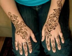 Pakistani Mehandi Design