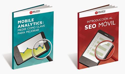 Guías de SEO Móvil y Mobile Analytics