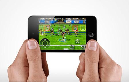 ipod 5th generation games