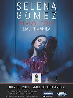 Selena Gomez Live in Manila