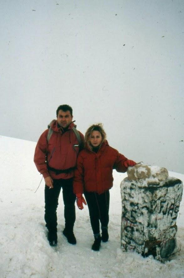 La Sagra 2.383 m.