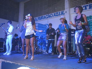 Melanina Carioca no Santa Marta