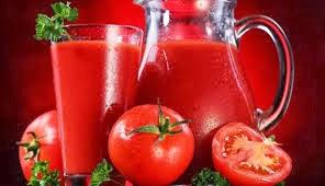 KHASIAT JUS TOMAT  Manfaat Jus Tomat Minuman Alami