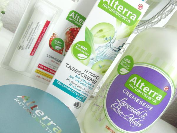 Alterra Naturkosmetik Produkte - Review, Erfahrungen, inhaltsstoffe