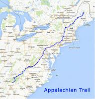Camino de los Apalaches