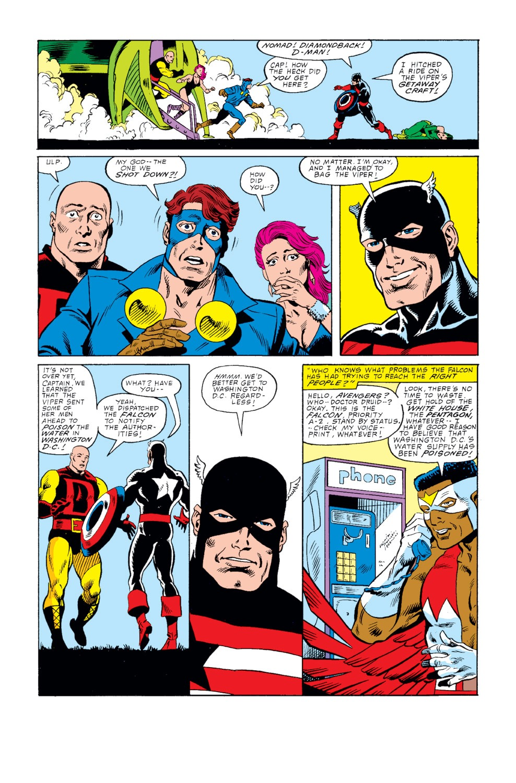 Captain America (1968) Issue #343 #273 - English 22