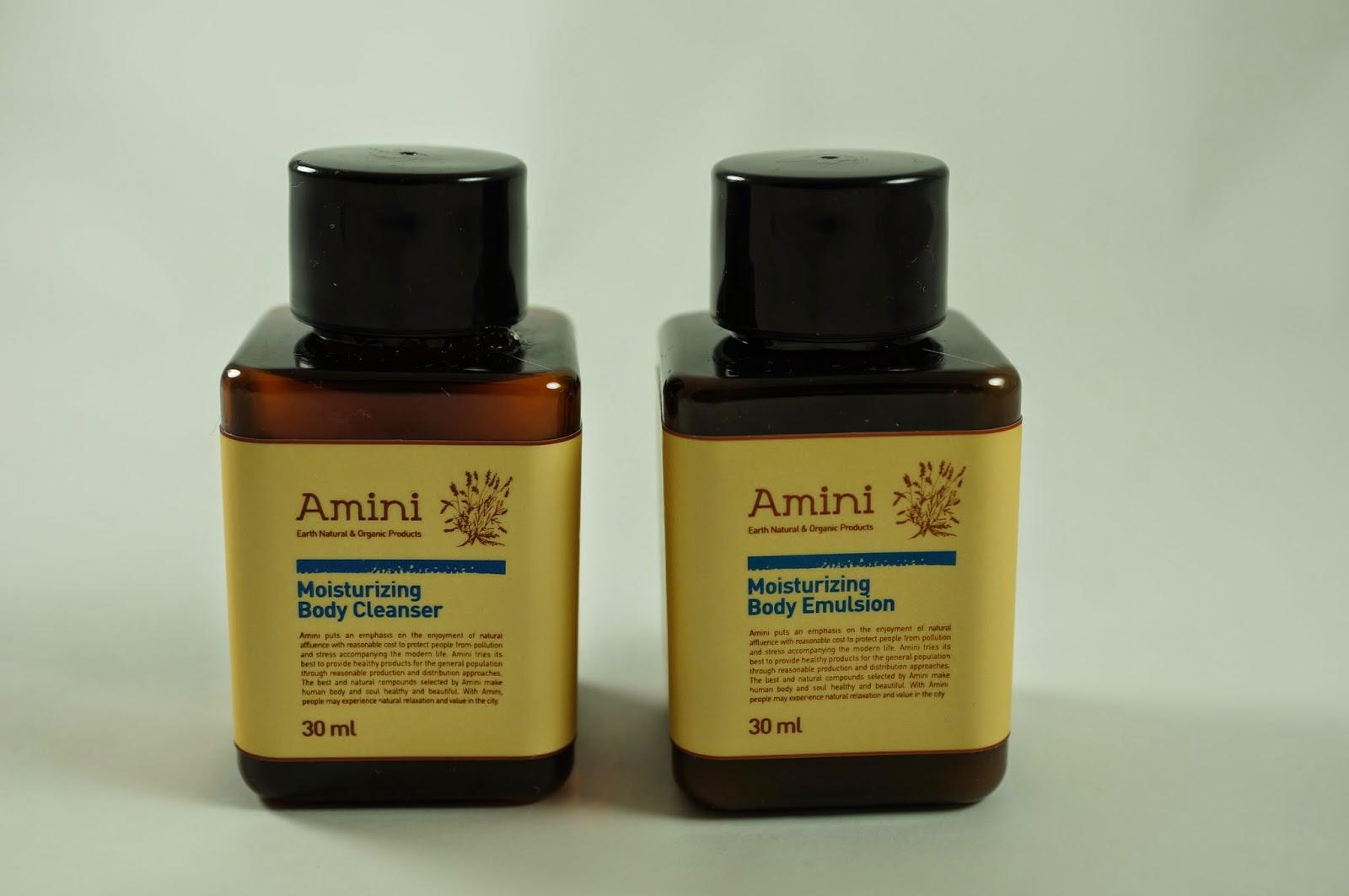 Memebox #25 Traveller's Traveler's Beauty Kit Unboxing Review Amini Traveller Kit Moisturizing Body Cleanser Emulsion