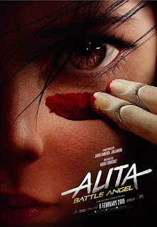 Alita: Battle Angel (2019) Hindi Dual Audio HDCam | 720p | 480p