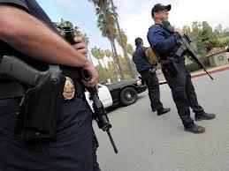 fouille de policiers au usa
