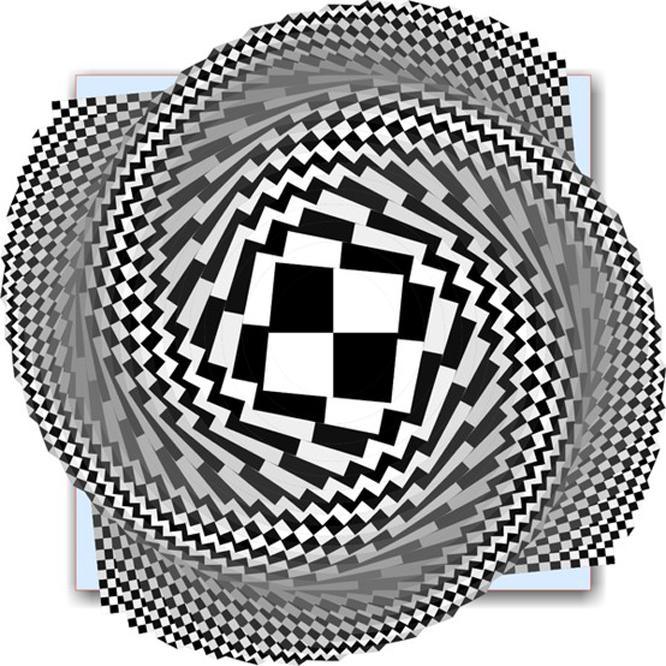 Optische Illusies En Gezichtsbedrog Fantastische Illusies