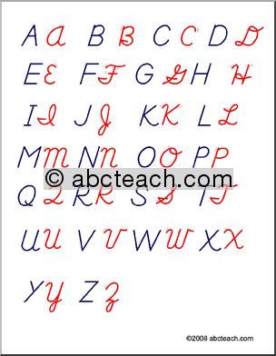 cursive writing chart with arrows Find and save ideas about cursive alphabet chart on pinterest | see more ideas about cursive letters chart, cursive alphabet letters and capital cursive alphabet uppercase & lowercase cursive alphabet charts with arrows in pdf more.